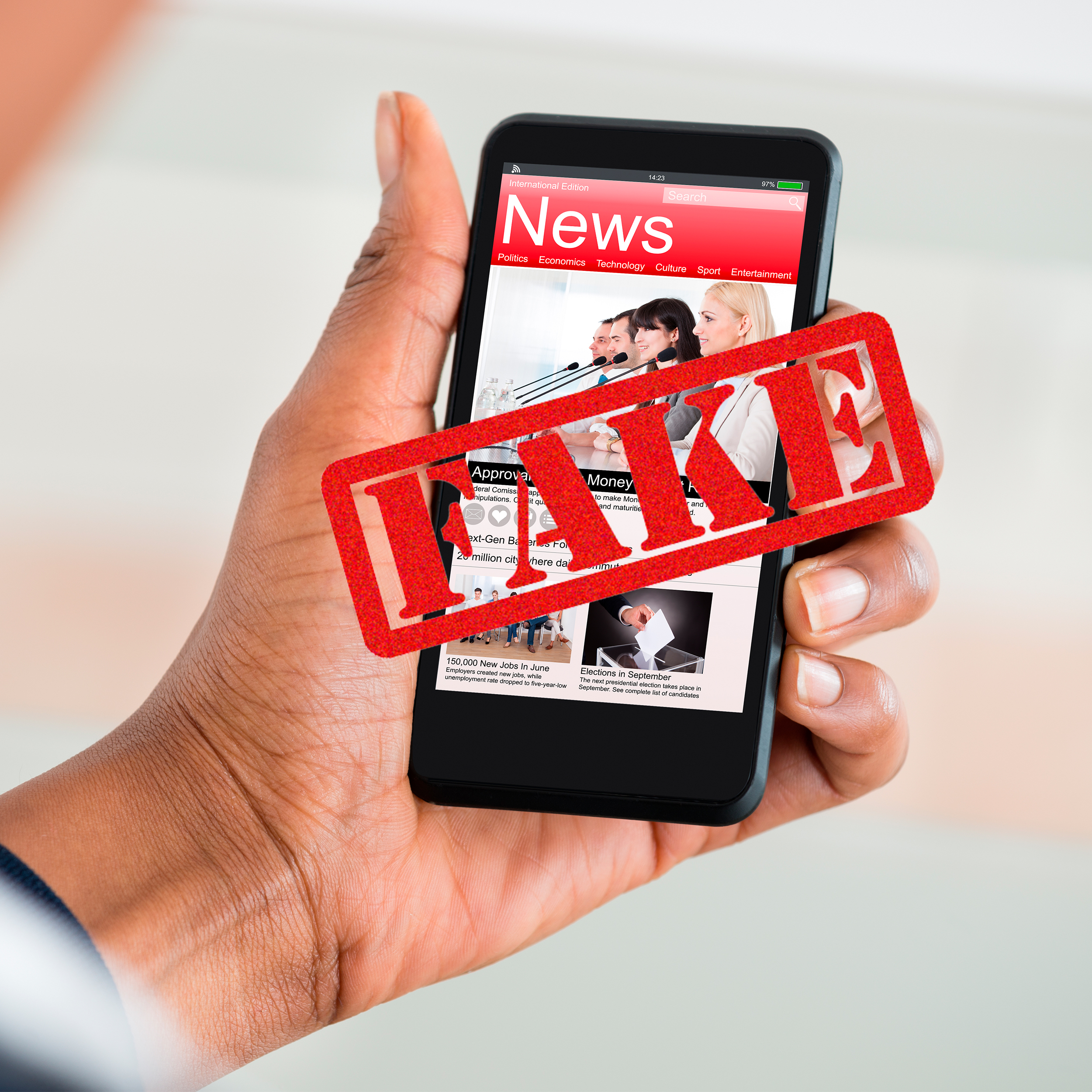 The Fake News Phenomenon and How to Spot it
